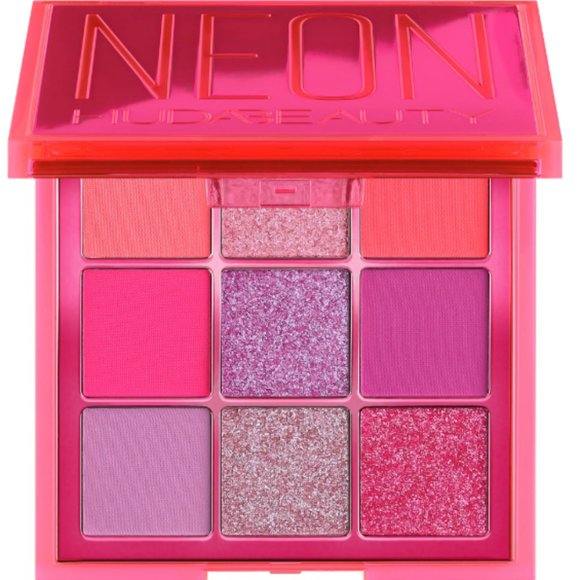 HUDA BEAUTY Other - Huda Beauty Neon PINK Eyeshadow Palette Sephora